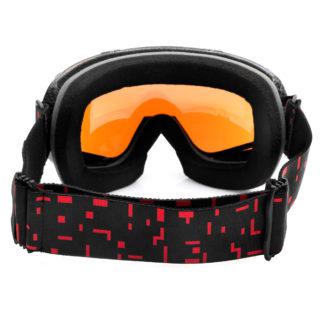 RED ROCK - Gogle narciarskie