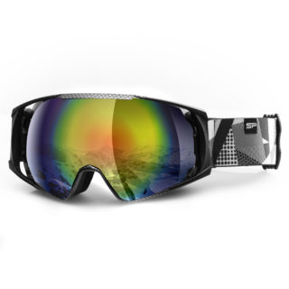 DENNY - Gogle narciarskie