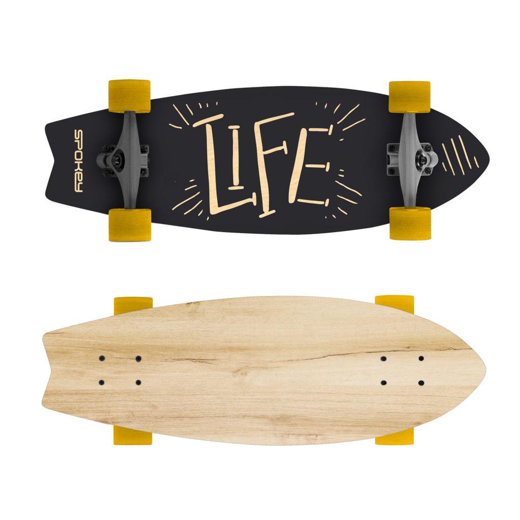 LIFE - skateboard