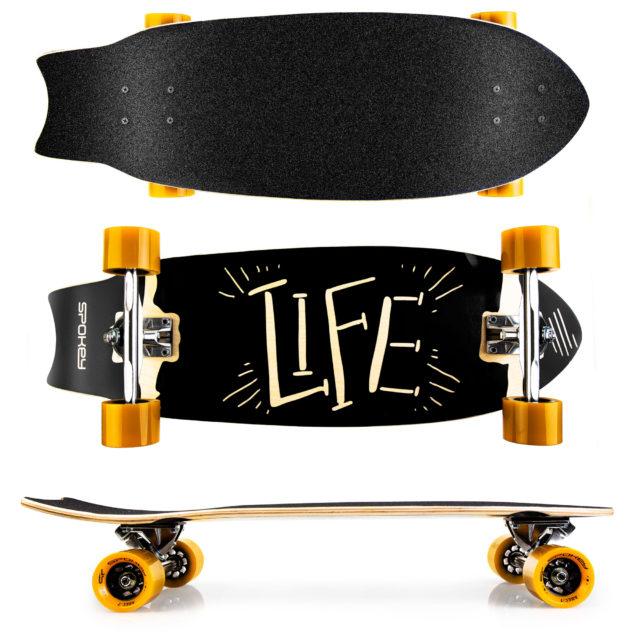 LIFE - Longboard