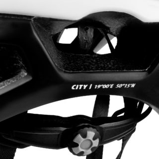 CITY - Kask rowerowy
