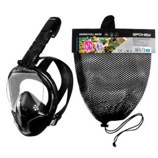 KARWI - Maska pełnotwarzowa do nurkowania
