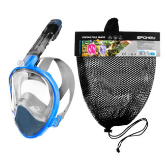 HAMPI - Maska pełnotwarzowa do nurkowania