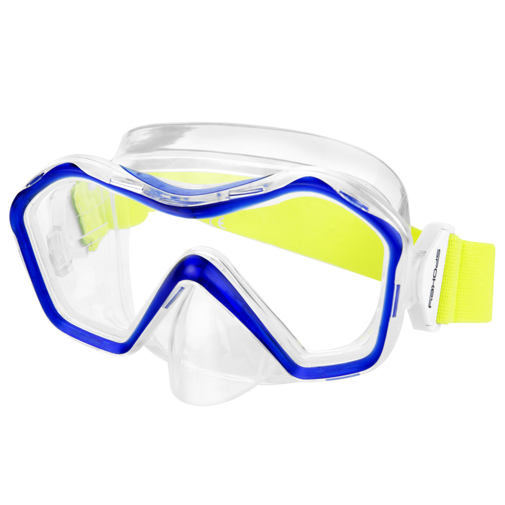 PERCH - Maska do nurkowania