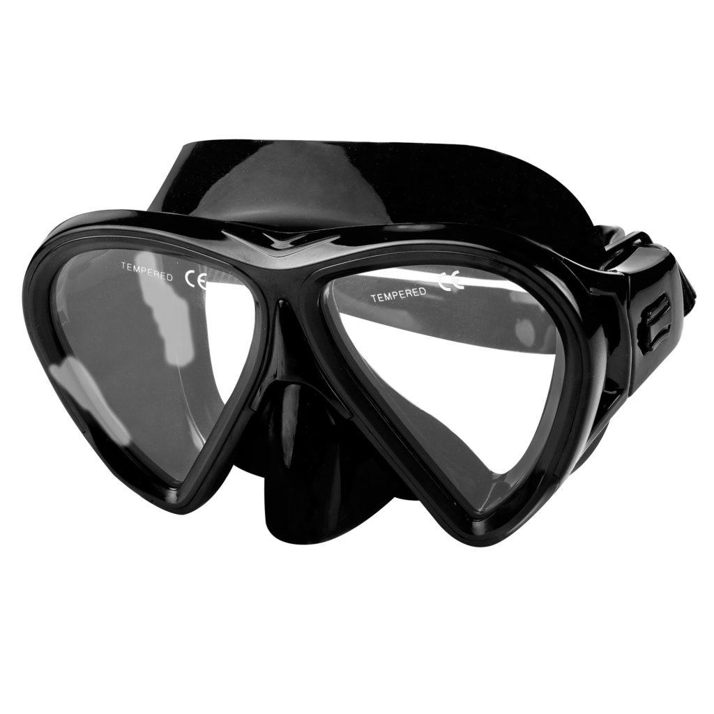 TENH - Maska do nurkowania