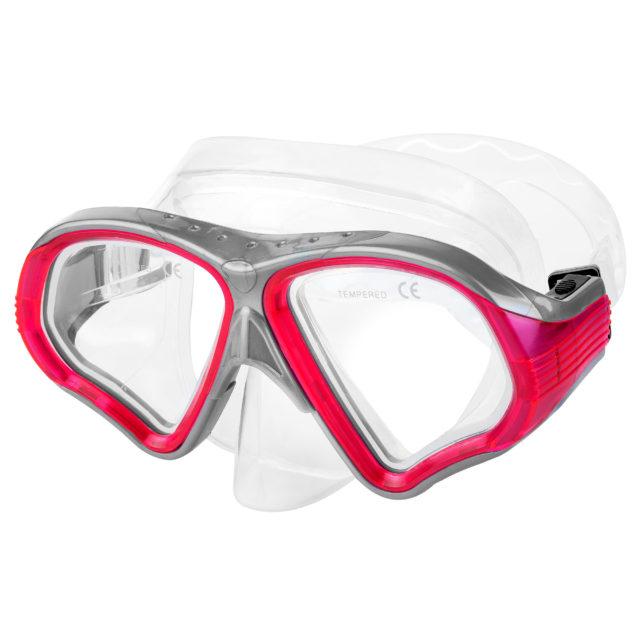 ZENDA - Dámská maska pro šnorchlování