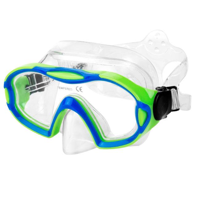 ELI - Maska pro šnorchlování junior