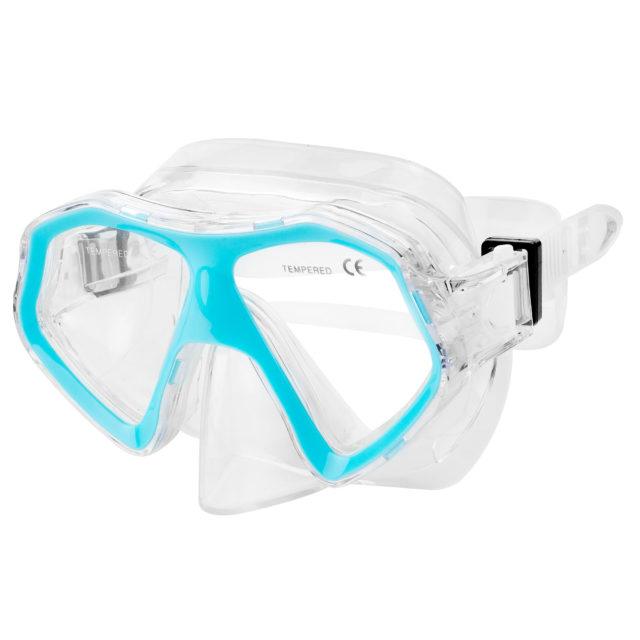 CATFISH - Maska pro šnorchlování junior
