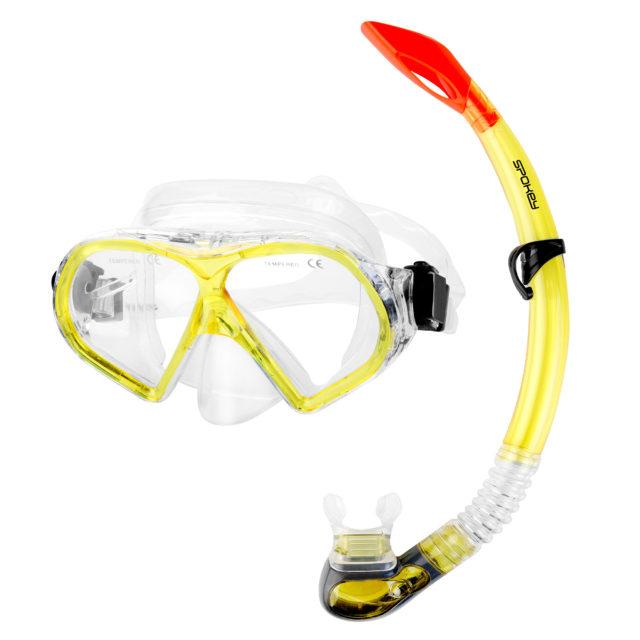 FLONA - Sada pro šnorchlování