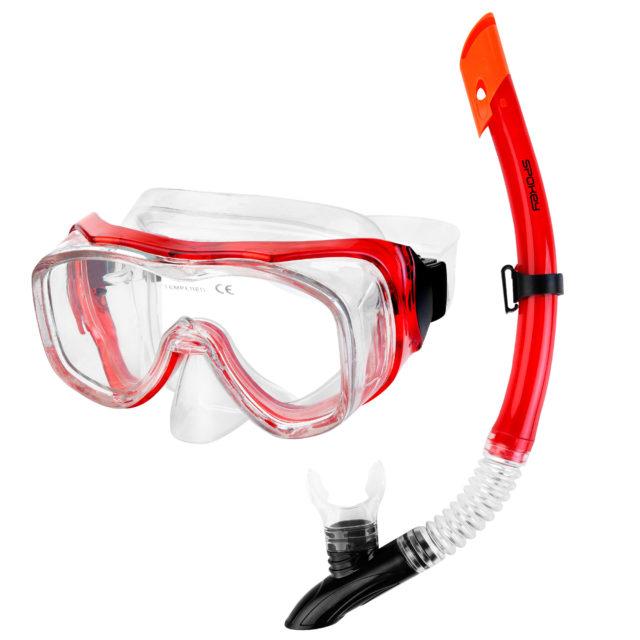 LUZON - Sada pro šnorchlování