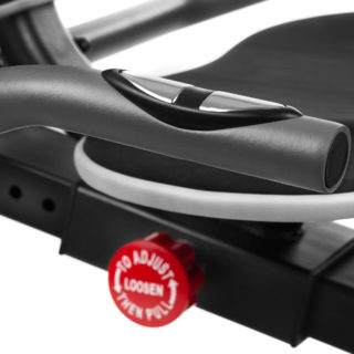 SPECUS - Rower poziomy magnetyczny