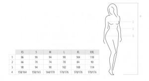 rozmiary damskie